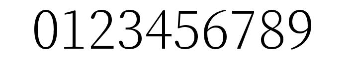 Source Han Serif K Regular Font OTHER CHARS