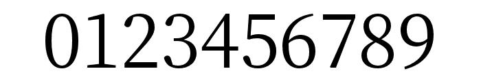Source Han Serif SC Regular Font OTHER CHARS