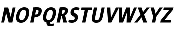 Stalemate Pro Heavy Italic Font UPPERCASE