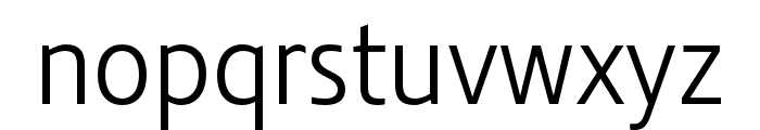 Stalemate Pro Light Font LOWERCASE