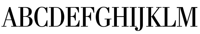 StilsonDisplay Regular Font UPPERCASE