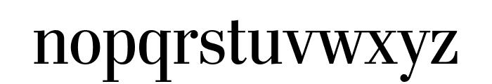 StilsonDisplay Regular Font LOWERCASE