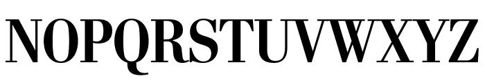 StilsonDisplayCond Bold Font UPPERCASE