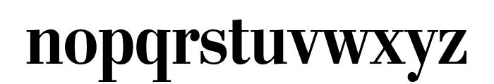 StilsonDisplayCond Bold Font LOWERCASE