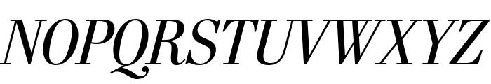StilsonDisplayCond Italic Font UPPERCASE