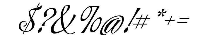 Storefront Pro Regular Font OTHER CHARS