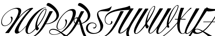 Storefront Pro Regular Font UPPERCASE