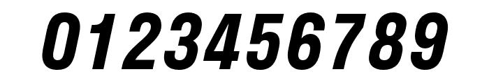 Stratos SemiBold Italic Font OTHER CHARS