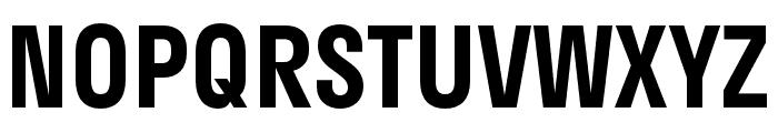 Stratos SemiBold Font UPPERCASE
