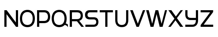 Strenuous Cast Font UPPERCASE