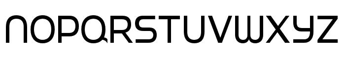 Strenuous Cast Font LOWERCASE