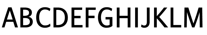 Stroudley Regular Font UPPERCASE