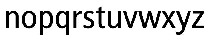 Stroudley Regular Font LOWERCASE