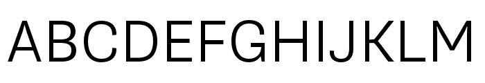 Supria Sans Cond Light Italic Font UPPERCASE