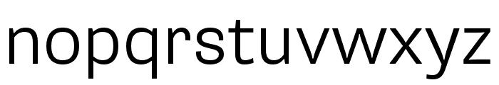 Supria Sans Light Italic Font LOWERCASE