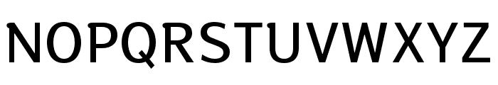 Susan Sans Book Font UPPERCASE