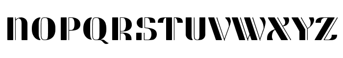 Sweet Titling No. 26 Regular Font UPPERCASE