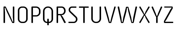 Sys TT Regular Font UPPERCASE