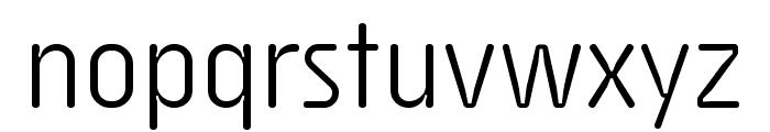 Sys TT Regular Font LOWERCASE