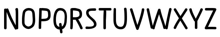 SysFalso Regular Font UPPERCASE