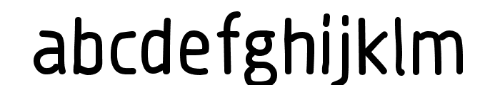 SysFalso Regular Font LOWERCASE