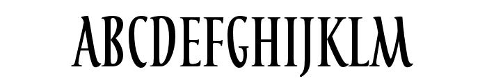 Tacitus Pro Bold Font UPPERCASE