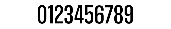 Tannakone Medium Condensed Font OTHER CHARS