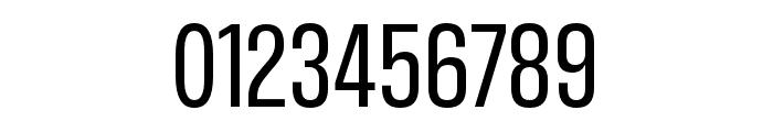 Tannakone Regular Condensed Font OTHER CHARS