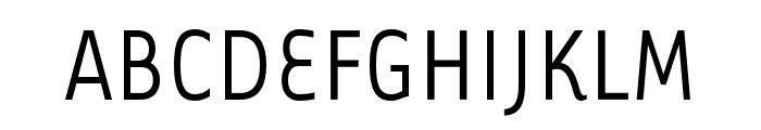 Tarzana Nar OT Regular Font UPPERCASE