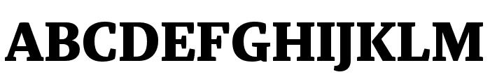 Tasman ExtraBold Font UPPERCASE