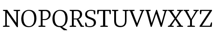 Tasman Light Font UPPERCASE