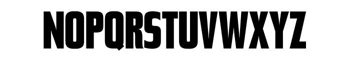 Tasse BlackWide Font UPPERCASE