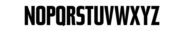 Tasse BoldCompressed Font UPPERCASE