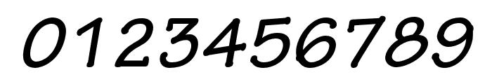Tekton Pro Bold Condensed Oblique Font OTHER CHARS