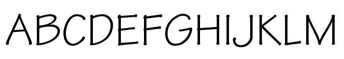 Tekton Pro Condensed Font UPPERCASE