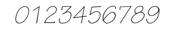 Tekton Pro Light Condensed Oblique Font OTHER CHARS