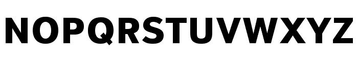 Textbook New ExtraBold Font UPPERCASE