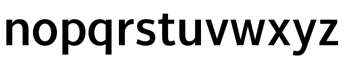 Thongterm Bold Font LOWERCASE
