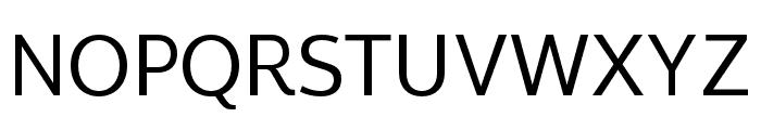 Thongterm Regular Font UPPERCASE