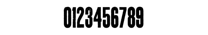 Thunderhouse Pro Regular Font OTHER CHARS