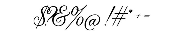 Tilda Grande Font OTHER CHARS