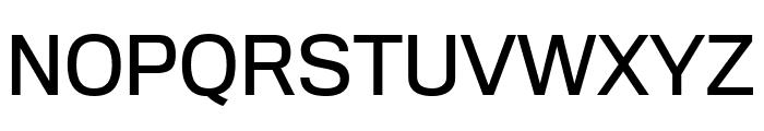 TitlingGothicFB Comp Regular Font UPPERCASE