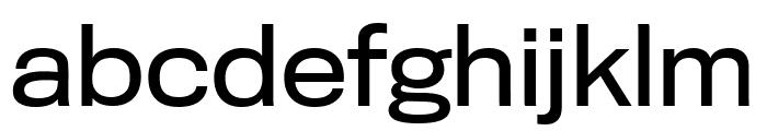 TitlingGothicFB Comp Regular Font LOWERCASE