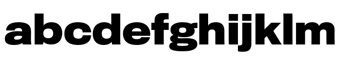 TitlingGothicFB Cond Bold Font LOWERCASE