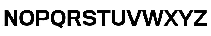 TitlingGothicFB Extended Medium Font UPPERCASE