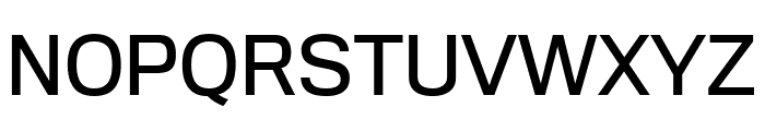 TitlingGothicFB Extended Regular Font UPPERCASE