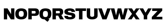 TitlingGothicFB Narrow Bold Font UPPERCASE