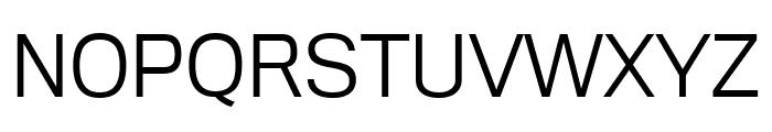 TitlingGothicFB Narrow Light Font UPPERCASE