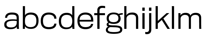 TitlingGothicFB Narrow Light Font LOWERCASE