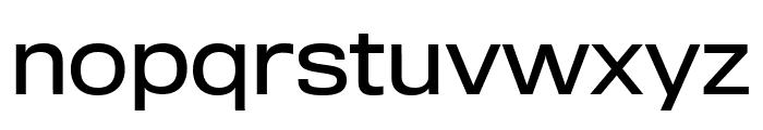 TitlingGothicFB Wide Regular Font LOWERCASE